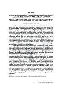 Perdagangan tanpa indikator pdf