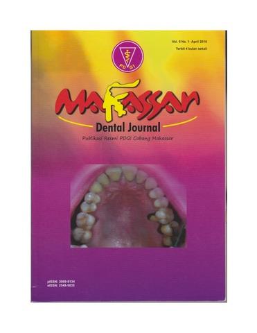 Perbandingan Tingkat Kesehatan Gigi Dan Mulut Pada Sekolah Dasar Yang Belum Dan Telah Menerapkan Program Sikat Gigi Pagi Di Wilayah Kerja Puskesmas X Di Kota Bandung Mcurepository
