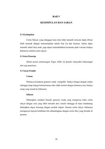 Cerita Rakyat Pdf
